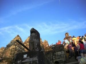 バケン山2カンボジアシエムリアップ情報