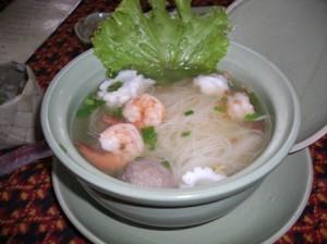 カンボジアヌードル