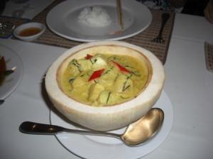 カンボジアカレー