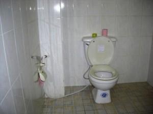 カンボジアトイレ