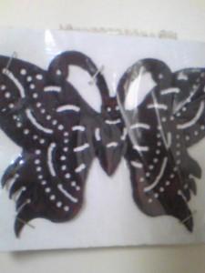 スバエクトム蝶