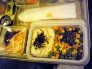ベトナム航空機内食3